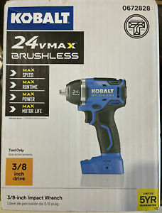 Kobalt Drive Brushless Impact Wrench, Tool Only (672828)
