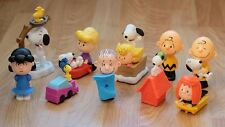 The Peanut Movie 2015 Snoopy and Charlie Brown  McDonald Completed Set of 10