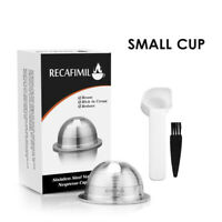 For Nespresso & Vertuoline & Delonghi ENV135 Coffee Capsule Cup Scoop Brush Set