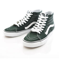 Vans SK8-HI Women's Size 11 (Men's 9.5) Scarab/True White Green VN0A38GEQSU NEW
