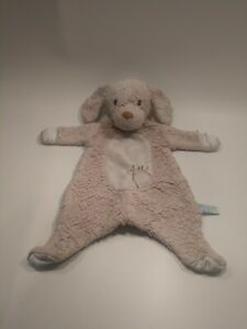 Douglas Plush Baby Brown Puppy Dog Security Blanket Lovey