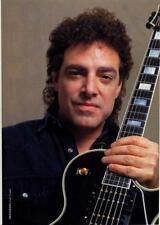 Neal Schon Journey Santana Guitarist Interview Clipping
