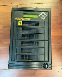 Aleratec 1:5 HDD Cruiser High-Speed - 5 HDD Duplicator and 6 Laptop HDD adapter