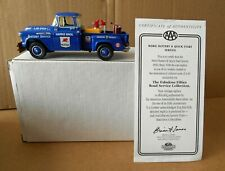 1996 MATCHBOX COLLECTIBLES YRS03-M 1956 CHEVROLET 3100 'MOBIL BATTERY SERVICE'