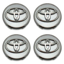 SET 4- FREE SHIPPING 09-14 Toyota Corolla Matrix Yaris Wheel Center Caps Hubcaps