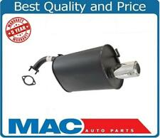 Rear Muffler Assembly With Chrome Tip For Hyundai Tiburon 2000 - 2001