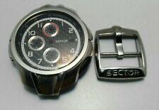 Sector 210 cronografo - Quadrante + Cassa Completa + fibbia cinturino