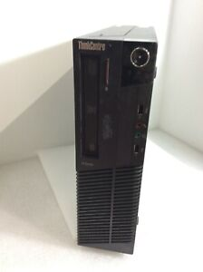 Lenovo Thinkcentre M92p SFF Intel i7-3770 3.4GHz 8GB  NO HDD  WORKING AS IS