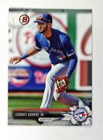 2017 Bowman Draft Base #BD-19 Lourdes Gurriel Jr.