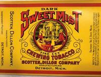 Boston MA Vintage Verhampshire Peanut Butter Label