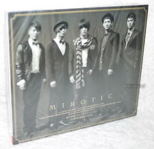 K-POP TOHOSHINKI Mirotic Taiwan Ltd CD+DVD Version D. (TVXQ)