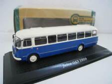 Jelcz 043  1959 in blau/weiss   ATLAS DeAgostini Bus Collection 1:72 OVP NEU