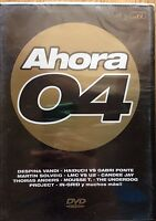 AHORA 04 VARIOS Dvd Nuevo Precintado