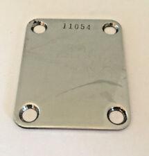 VINTAGE 1956 FENDER STRATOCASTER/TELECASTER NECK PLATE