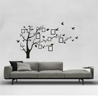 Removable Art Bird Tree Art Wall Stickers Home Decal Decor  HS3