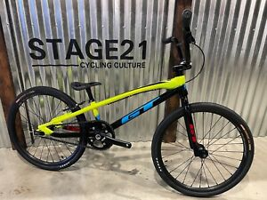 2021 GT Bicycles Speed Series Expert MD BMX Bike - New, Nuclear Yellow