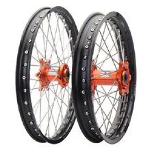 Tusk Wheel Set Wheels 19/21 HUSQVARNA KTM 125 150 250 300 350 450 front rear rim