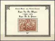 Belgium 1964 SG#MS1904 Cultural Funds MNH M/S #D33210