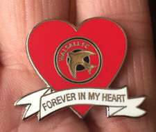 WALSALL FOREVER IN MY HEART ENAMEL PIN BADGE