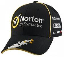 2014 NISSAN ALTIMA MOTORSPORT NORTON SPONSOR M CARUSO J MOFFAT TEAM CAP NT005