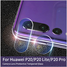 2 X Rear Camera Lens Tempered  Glass Protector  For Huawei P20 Pro