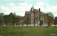 1909 Cedar Falls Iowa State Normal School Elite postcard 10247