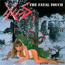 EXCESS - The Fatal Touch (NEW*FRA 80's METAL*LIM.500*SORTILEGE*BLASPHEME)