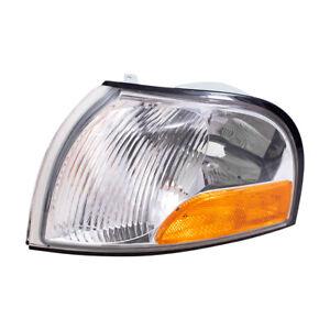 Park Signal Light for Nissan Quest Mercury Villager Driver Corner Marker Lamp