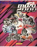Moto 2000 Album Vuoto Panini Spagna
