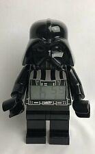 Lego Star Wars Darth Vader Digital Alarm Clock 2013 Kids Boy's Room Decor