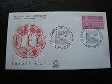 FRANCE - enveloppe 1er jour 8/5/1971 (europa) (cy62) french