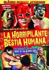La Horripilante Bestia Humana (Night of the Bloody Apes) [New DVD]