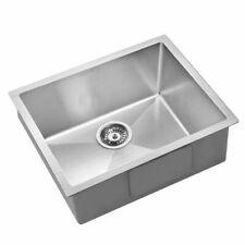 Cefito SINK-NA-5444-SI 540x440mm Undermount Sink - Silver