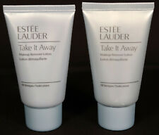 Lot of 2 Estee Lauder Take It Away Makeup Remover Lotion 1oz/30ml All Skin Types