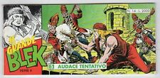 fumetto striscia - IL GRANDE BLEK serie inedita numero 14