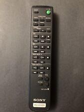 Genuine Sony RM-U204 Receiver Remote Control