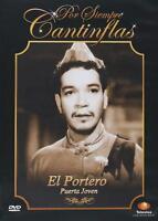 EL PORTERO (POR SIEMPRE CANTINFLAS 1973) New DVD Puerta Joven