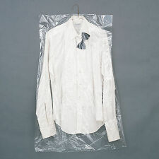 "Dry Cleaning Poly Garment Bags 40""  --- 25LB Gross"