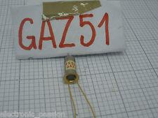 1 x Tesla gaz51 germanio ORO incollato diodi NUOVO VINTAGE NOS componenti