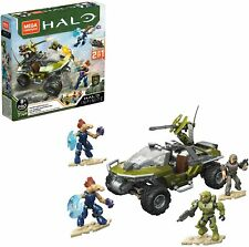Mega Construx Halo Infinite Vehicle - Warthog Rally - New 2020