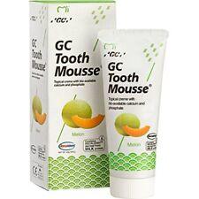 Gc Tooth Mousse 1x 1.4oz (1.2oz Recaldent -melone- Taste