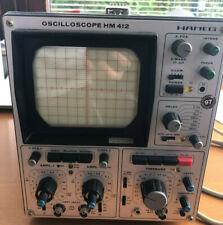 Hameg HM 412 Oscilloscope / Oszilloskop