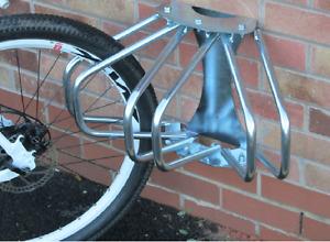 3 Section Adjustable Wall Mounted Bike Rack