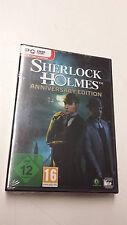 PC Sherlock Holmes Anniversary Edition  NEU