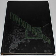 1950 Vanderbilt University COMMODORE 75th Anniversary Yearbook Annual Vol. LXV