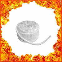 Stove Rope for Wood Burning Stoves Door & Glass Fire Seals From 6mm to 20mm