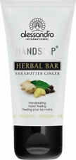 (19,90€/100ml)alessandro HERBAL BAR HANDPEELING - SHEABUTTER/GINGER  *NEU+OVP*