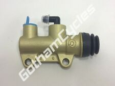 OEM Ducati Brembo 11mm Gold Rear Brake Caliper Master Cylinder Pump 62540061A