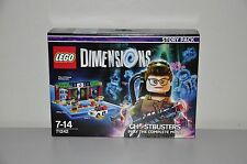 Lego 71242 Dimensions Ghostbusters STORY Pack (Free Shipping)