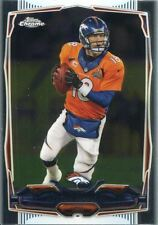 Topps Chrome Football 2014 Veteran Card #42 Peyton Manning - Denver Broncos